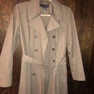 Banana Republic Trench Coat - Sm - New